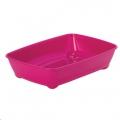 Litter Tray Aristotray Med Hot Pink