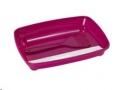 Litter Tray Kitten Starter Kit Hot Pink