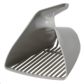 Litter Scoop and Sift Warm Grey sos