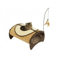Cat Toy Catwalk Collection Scratcher Bamboo Pod Ro