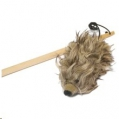 Cat Toy Jolly Moggy Silver Twitchy Teaser Rwood
