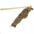 Cat Toy Jolly Moggy Silvervine Teasin' Tail Ros