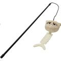 Cat Toy Grumpy Cat Catfish Wand Rosewood