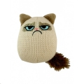 Cat Toy Grumpy Cat Knit Pouncey Rosewood