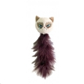 Cat Toy Grumpy Cat Feather Tail Rosewood
