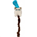 Cat Toy Grumpy Cat Long Tail Door Dangler Rwood