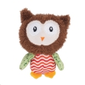 Cat Toy Little Nippers Boggle Owl Rosewood