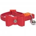 Collar Cat Red Bow Tie 11.5x11x3cm Rosewood