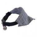 Collar Cat Dogtooth Bandana 11.5x11x3cm Rosewood