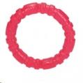 Toy Biosafe Puppy Ring Pink Rosewood