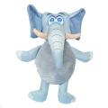 Toy Tough Safari Elephant Rosewood