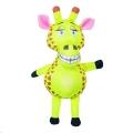 Toy Tough Safari Giraffe Rosewood