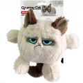 Toy Grumpy Cat Head Rosewood