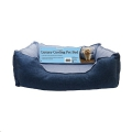 Bed Luxury Cooling Pet Bed 60cm Rosewood