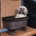 Bucket Seat Booster Plush Dog Rosewood SBO ltd