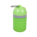 Bottle Portable Collapsible Travel Bottle Rosewood