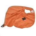 Towel Tall-T Pet Cape Lge Orange