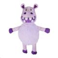Toy Tough Safari Hippo Rosewood