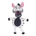 Toy Tough Safari Zebra Rosewood ltd