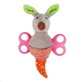Toy Little Nippers Rascal Roo Rosewood