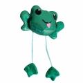 Cat Toy Toss n Dangle Frog Petstages