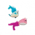 Cat Toy Unicorn Cat & Narwhal Petstages sos