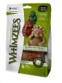Treat Hedgehog Lge Pk6 Value Bag 360g Whimzees