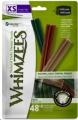 Treat Value Bag Stix Ex. Small 56pce 420g Whimzees