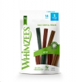 Treat Weekly Value Bag 14pce Stix Sm 210g Whimzees