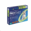 Nexgard Spectra Med(7.6-15kg)Sgl 1'Green'*