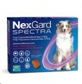 Nexgard Spectra Lrg(15.1-30kg)Sgl 1'Purple'*