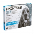 Frontline Plus Dog Medium (10-20KG) 3 PIP *