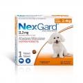 NexGard 2-4kg (0.5G) P 1'single chew (Orange)*