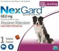 NexGard 10.1-25kg (3g) Giant 1x10 Shipper (Purple)