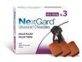 NexGard 10.1-25kg (3g) 10x3 Pack Shipper(Purple)*