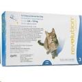 Revolution Cat 6% (2.6-7.5kg) Blue 3 Pip *
