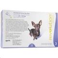 Revolution Dog 12% (2.6-5kg) Purple 3 Pip *
