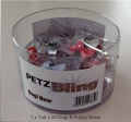 Hair Clips Doggy/Puppy Tub of 24