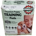 Puppy Training Pads 100 Pack 54cmx57cm Sprogley