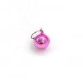 Bell Brass Baby Pink 14mm  Pack of 10 Sprogley