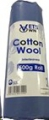 Cotton Wool I/L Vets Own 500g