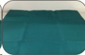 Drape Plain 45x45cm No Fenes
