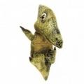 Plush Toy Pterodactyl Dinosaur w/7 squeak.34cm tbd