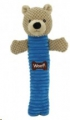 Dog Toy Bear Log 33.75cm Bestpet tbd