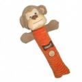 Plush Toy Monkey Log 36cm Bestpet