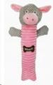 Dog Toy Pig Log 33.75cm Bestpet