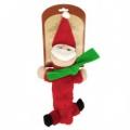 Plush Toy Santa Log 28cm Non Returnable