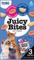 Treat Juicy Bites Tuna & Chick 3x11.3g pkts