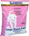 Supervet Lrg Breed Puppy 20kg (V/O)