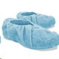 Overshoes Non Woven Blue 100'